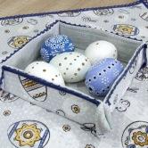 textilný košíček PAVLA