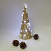 Vianočná dekorácia - stromček ANDROMEDA