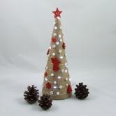 Vianočná dekorácia - stromček AFRODITA