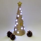 Vianočná dekorácia - stromček GAIA