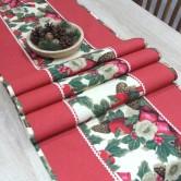 vianočný stredový obrus IVANA - behúň, štóla
