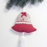 vianočný zvonček RADÚZ
