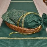 vianočné vrecko na chlieb KORINA