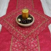 vianočný štvorcový obrúsok IVONA 2