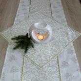 vianočný obrúsok štvorec ALŽBETA 1