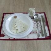 vianočné prestieranie BIBIANA