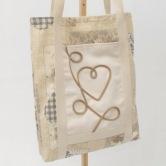 nákupná taška ROMANTIKA