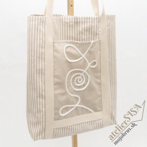 nákupná taška PÁSIK