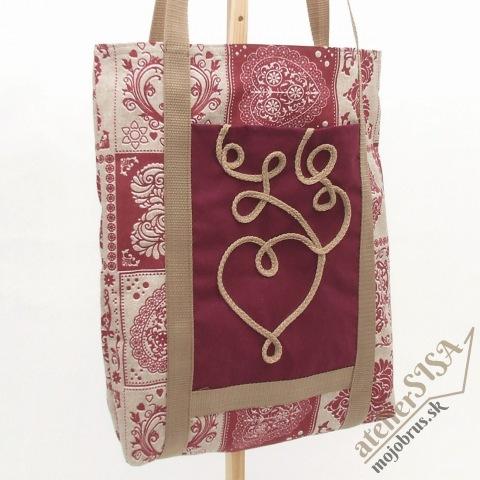 nákupná taška MAXIM - eko taška