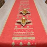 vianočný stredový obrus MILADA