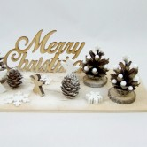 Vianočná dekorácia ARTEMIS