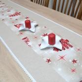vianočný stredový obrus OTÍLIA 1
