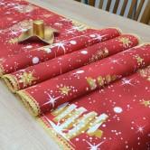 vianočný stredový obrus OTÍLIA 2 - behúň, štóla