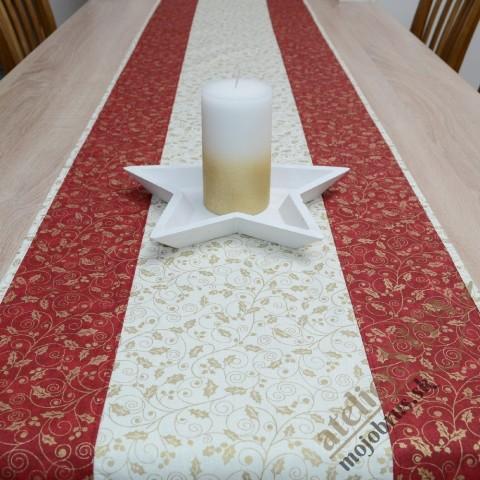 vianočný stredový obrus IZABELA 1 - behúň, štóla